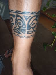 maori leg band tattoo design in 2017 real photo pictures images