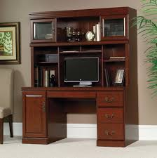 Computer Desk With Hutch Cherry Cherry Computer Desk With Hutch Home Design Ideas