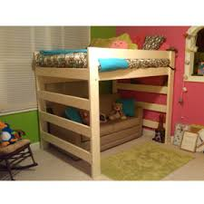 Bunk Bed Wooden Solid Wood Space Saving Loft Beds Elitedecore