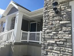 uintah ledgestone slate house pinterest slate exterior