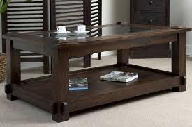 Bali Coffee Table Finish Indoor Furniture Wooden Coffee Table