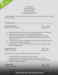 Care Provider Resume Resume Caregiver Resume For Your Job Application