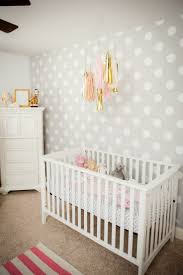 Girly Wall Stickers 310 Best Polka Dot Rooms Images On Pinterest Nursery Ideas