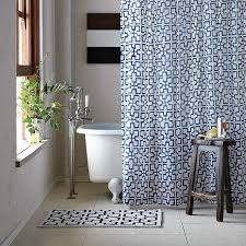 ideas for bathroom curtains decorating ideas bathroom shower curtains image nmgj house decor