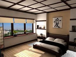 Modern Bedroom Design In Japanese Style The Simple Charm Of The - Japanese interior design bedroom