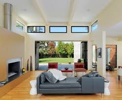 Living Room Ideas With Chesterfield Sofa Living Room A Surprising Living Room With Concrete Flooring And