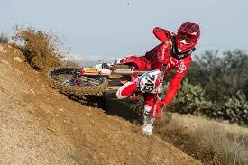 Gajser First Look 2017 Honda Hrc Mxgp And Mx2 Team Motocross