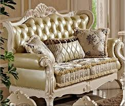 Aliexpresscom  Buy Villa Antique Sofa Set Designs FC From - Antique sofa designs