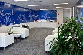 Study Interior Design Melbourne Hyundai Melbourne Case Study Build An Office Fitout In A Very