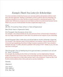 scholarship award thank you letter apply for jobs online
