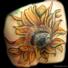 sunflower tattoos tattoo designs tattoo pictures page 5