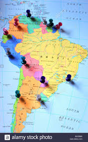 Venezuela Map Venezuela Map And Cities Stock Photos U0026 Venezuela Map And Cities