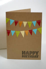 simple u0026 classy birthday card more masculine than some depending
