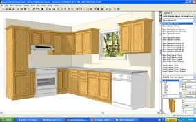Kitchen Design 3d Software Free Download Kitchen Elegant Kitcad Free 2d And 3d Design Software Cabinet