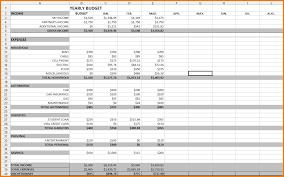 Wedding Budget Spreadsheets Sample Budget Spreadsheet Expense Report