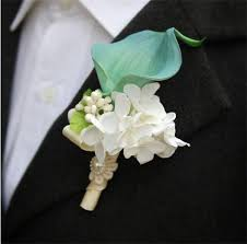 calla boutonniere aliexpress buy diy calla corsage flowers groom