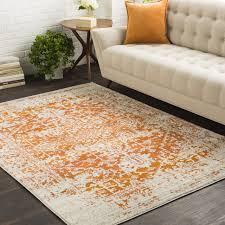 Burnt Orange Rugs Area Rug Sale Harput Hap 1019