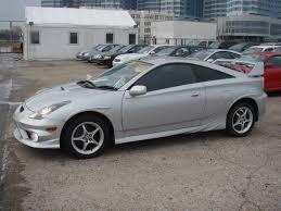 2002 Toyota Celica Interior 2002 Toyota Celica For Sale