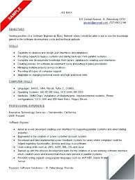 software engineer resume template software engineer resume firmware software engineer resume