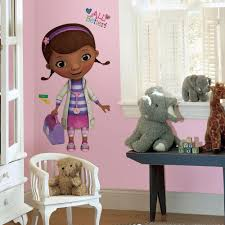 doc mcstuffins peel and stick giant 18 piece wall decals rmk2283gm doc mcstuffins peel and stick giant 18 piece wall decals