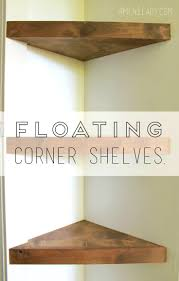 bathroom glamorous ideas about floating shelf decor shelves