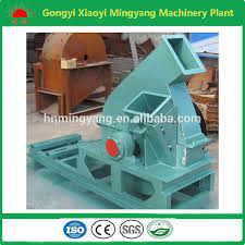 low consumption disc type 1ton per hour log wood chipper south