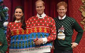 the royal family are winning the jumper competition