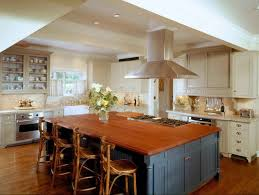 Kitchen Counter Islands by Large Kitchen Islands Hgtv With Regard To Kitchen Island Ideas