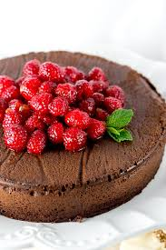 paleo flourless chocolate cake delicious meets healthy
