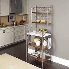 Bakers Rack With Wine Glass Holder 27 Best Decorative Baker U0027s Racks Images On Pinterest Bakers Rack