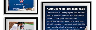 heroes at home sears