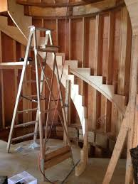 ronse massey developments cypress house spiral stairs framing