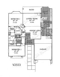 sun city west martinique floor plan