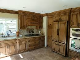 Kitchen Cabinets Stain Colors by Kitchen Cabinet Repainting Kenangorgun Com
