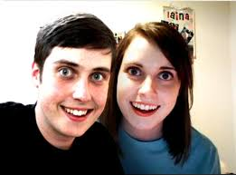 Laina Meme - overly attached girlfriend know your meme