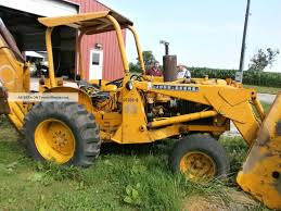 what is the best john deere 300b backhoe