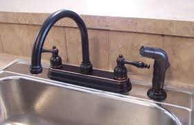 Kitchen Faucets Reviews Fascinating Bronze Kitchen Faucet Reviews Tags Bronze Kitchen