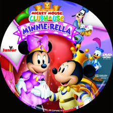 mickey mouse clubhouse minnie rella dvd covers u0026 labels