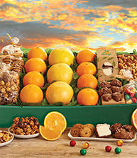 fruit gift boxes florida fruit snacks nuts fruit cake milk chocolate oranges