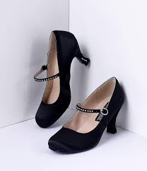1930s shoes history popular styles for women
