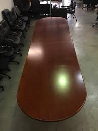 Racetrack Boardroom Table Florense 16 U0027 Racetrack Conference Table Smart Buy Office