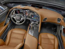 2014 corvette interior 2014 chevrolet corvette c7 stingray convertible sport car auto