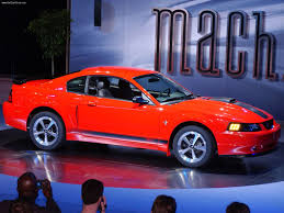 Mustang Mach One Ford Mustang Mach 1 2003 Pictures Information U0026 Specs