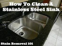 how to keep stainless steel sink shiny how to clean stainless steel sink tips tricks