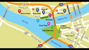 Pittsburgh Zip Code Map by Fourth Of July Weekend Road River Closures U0026 Restrictions Wpxi