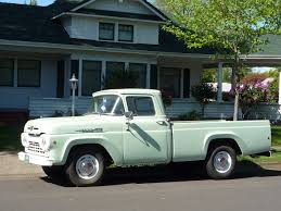 Ford F 250 Natural Gas Truck - vintage ford trucks curbside classic 1960 ford f 250 styleside