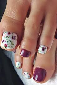 summer toe nail designs you u0027ll fall in love with