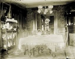 Victorian Dining Room 48 Best 1890s Design Images On Pinterest Victorian Interiors