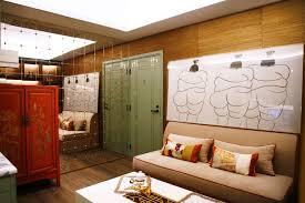 400 square foot apartment lala curio transforms this wan chai apartment into a spring garden