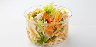 comment cuisiner du choux chinois salade thaï de poulet au chou chinois facile et pas cher recette